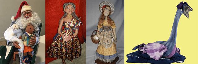 Handmade Doll Art