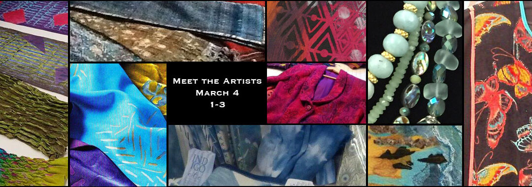 Come Meet the Artists of the SCTA!