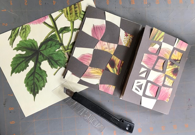 Woven Paper Covers