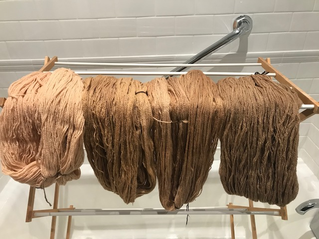 Natural Dyeing is May General Meeting Topic