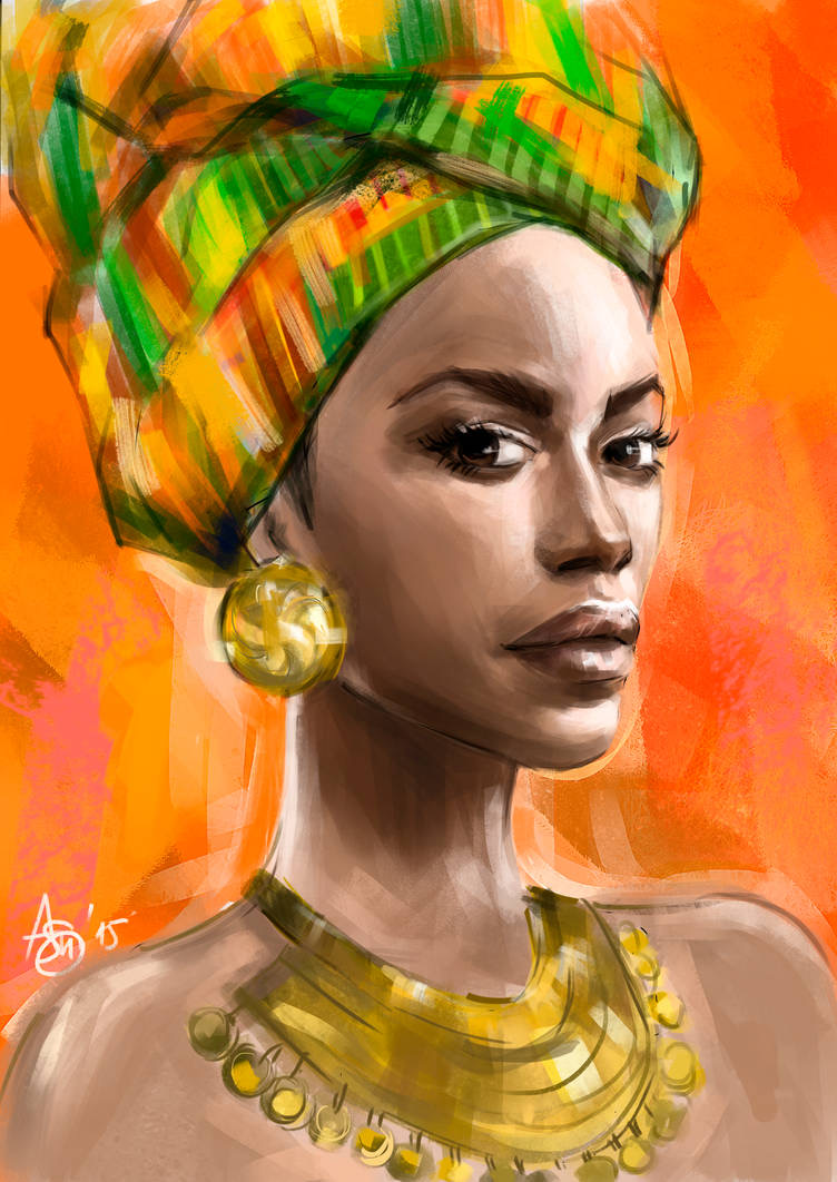 This Photo https://www.deviantart.com/psichodelicfruit/art/African-woman-520308259 by Unknown Author is licensed under CC BY-NC-ND Creative Commons Attribution-Noncommercial-No Derivative Works 3.0 License