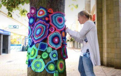 Yarn Bombing Basics