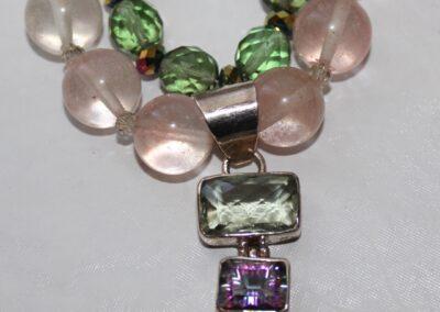Carolyn Granados, Zebra Jewelry